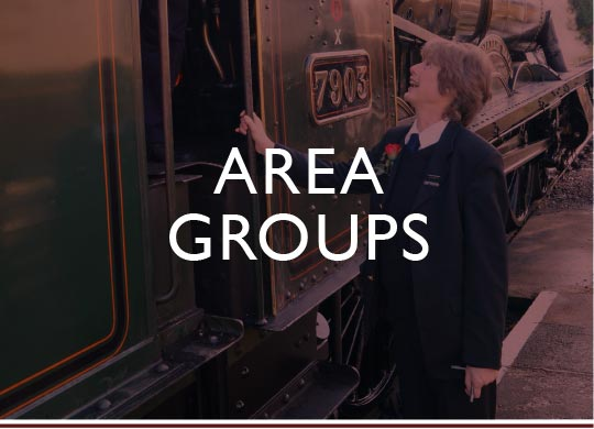 area groups page button